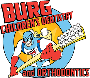 Burg Children's Dentistry Logo